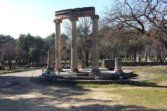 Private tour to Ancient Olympia from...