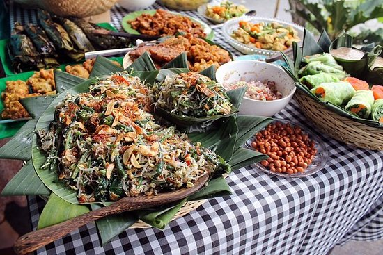 Traditional Balinese Cooking Class...