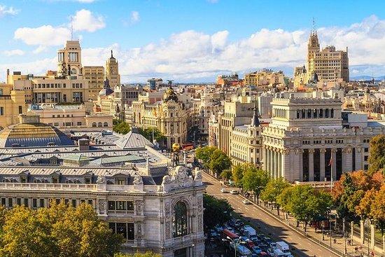 Gran Resumen de Madrid 2 Horas de Tuk Tuk Tour: Madrid Big Overview