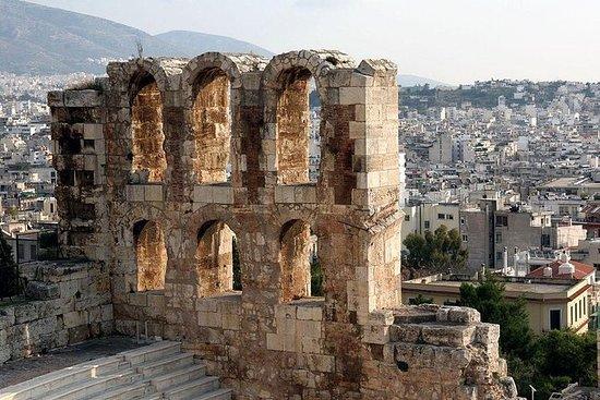 Tour privato Salta la fila: Acropoli
