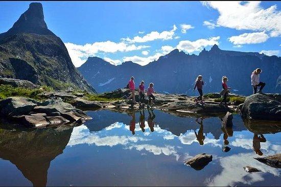 Randonnée à Litljefjellet, excursion...