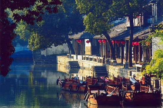 Private Day Trip to Tongli Water Village and Tuisi Garden from Shanghai