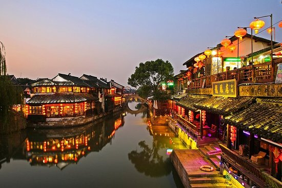 Private Tour to Xitang and Liantang...