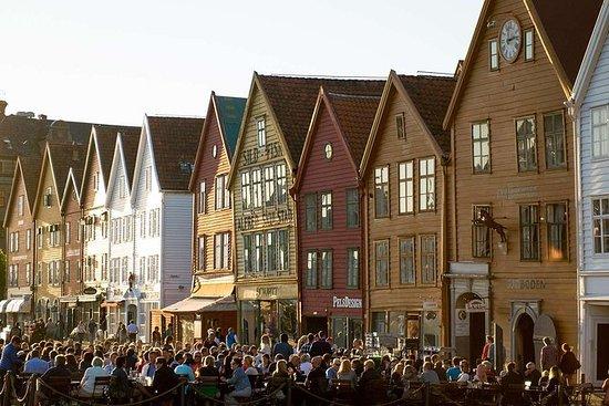 Shore Excursion på Bergen, 3 timer...