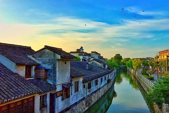 Nanxun Water Village and Antique Art...