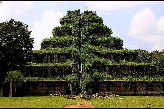 Koh ker and Beng Mealea Temple Tour
