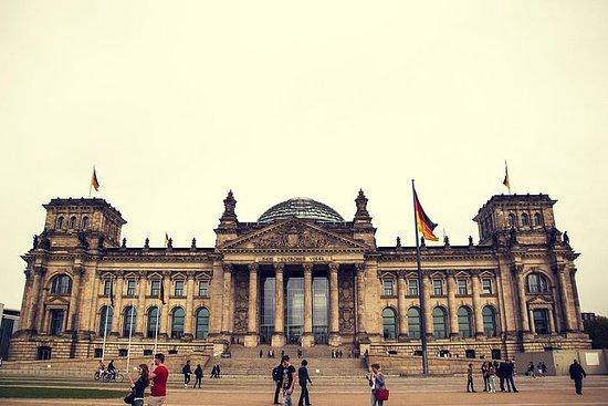 柏林咖啡和蛋糕在德国国会大厦与随上随下城市之旅
