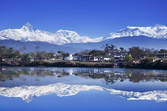 Full dag Pokhara City sightseeingtur