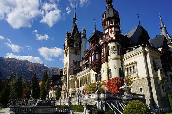 Roménia deve ver castelos