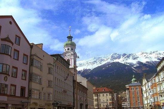 Innsbruck city tour - 3 hours - with...