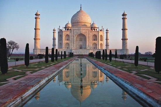 En herlig dagstur til Taj Mahal
