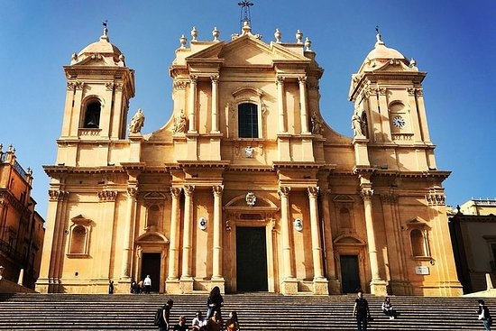 Noto, The Baroque Town