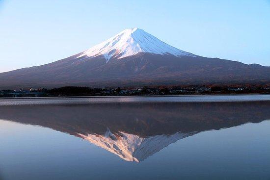 Full Day Mt Fuji Lake Kawaguchiko...