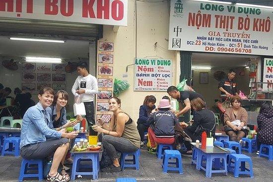 Hanoi Tasting Tour Includes Great...