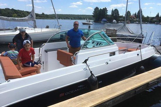 Excursión en barco de 7 lagos en...