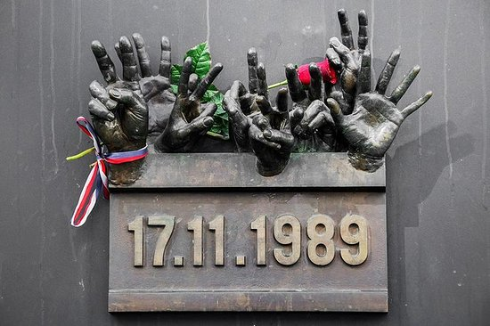 Kommunistiske Prague Walking Tour