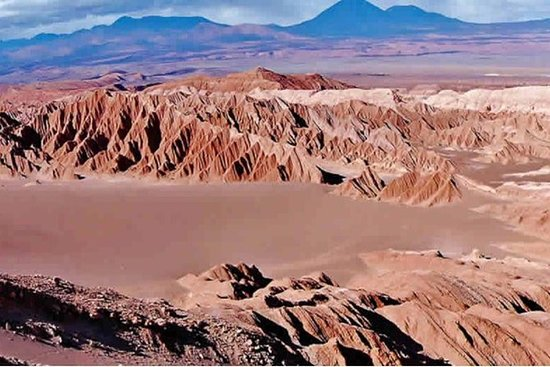 Moon Valley & Death Valley Tour from...