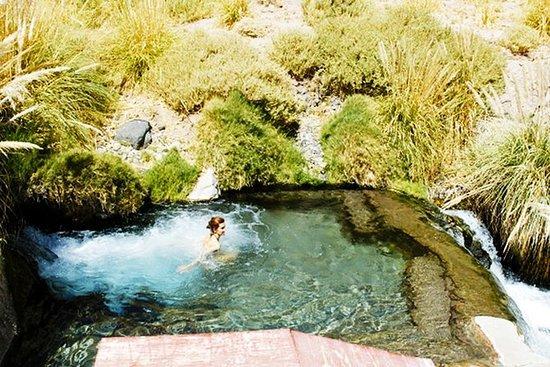 Puritama Hot Spring desde San Pedro...