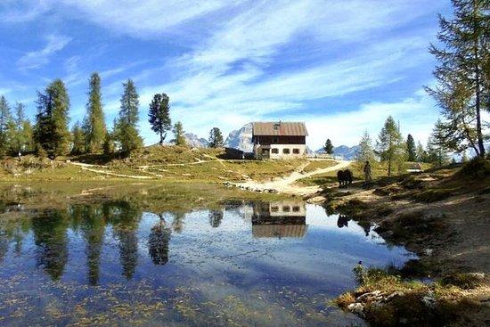 Excursion d'une journée aux Dolomites...