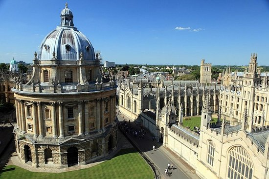 Oxford Day Tour da Londra