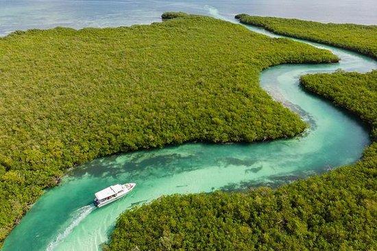 Isla Mujeres, Playa Norte og Nichupte...