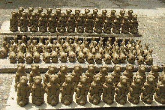 门票:会安省的Thanh Ha Pottery...