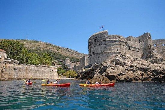 Kayak de Dubrovnik, kayak...