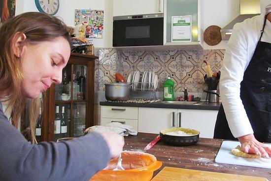 Cours de cuisine sicilienne à Palerme...
