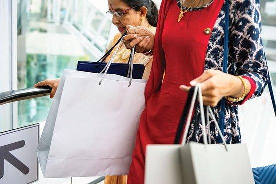 科伦坡女贞购物之旅
