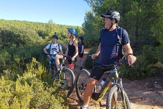 Tour E-Bike de la montagne Sainte...