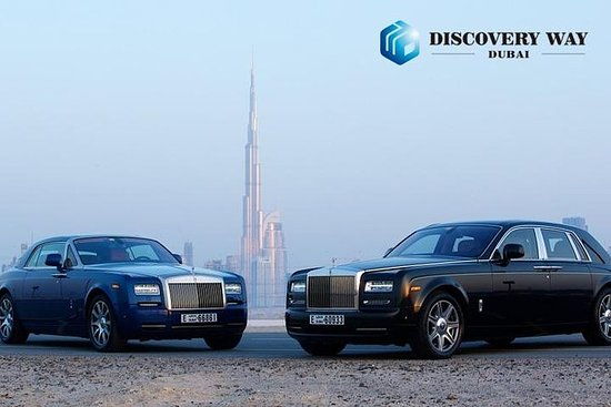 Dubai City Tour en un Rolls Royce