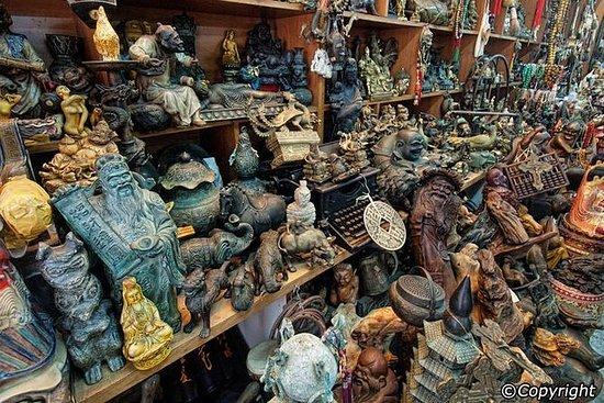 Guided Hanoi Shopping Walking Tour...