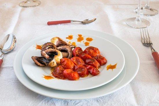 Cesarina在的里雅斯特(Trieste)的家中享受用餐體驗