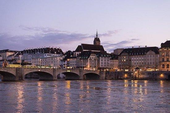 Basilea como un local: recorrido...