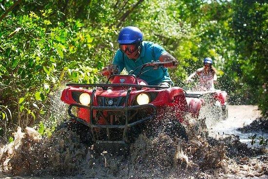 ATV tur fra Punta Cana