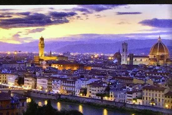 The best of Florence and Pisa from La...