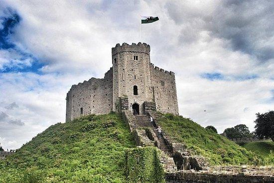 Cardiff comme un local: Visite privée...