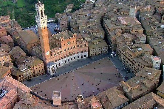 Private geführte Tour: Siena, San...