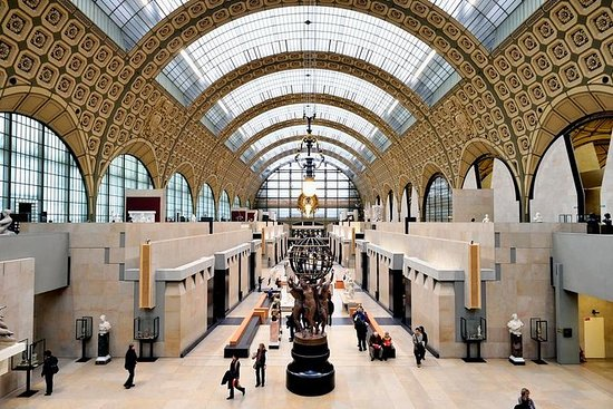 Les impressionnistes à Orsay