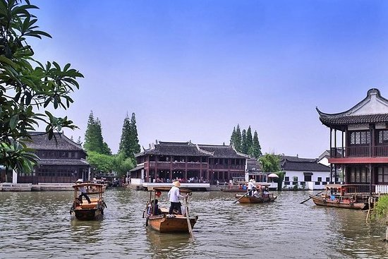 Private Half Day Tour naar Zhujiajiao ...