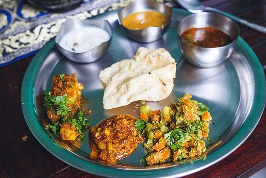 Authentic Andhra Cooking and Dining...