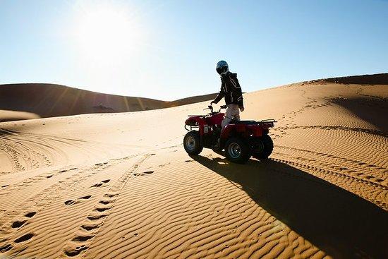 Morning Dubai Quad Bike with Sand...