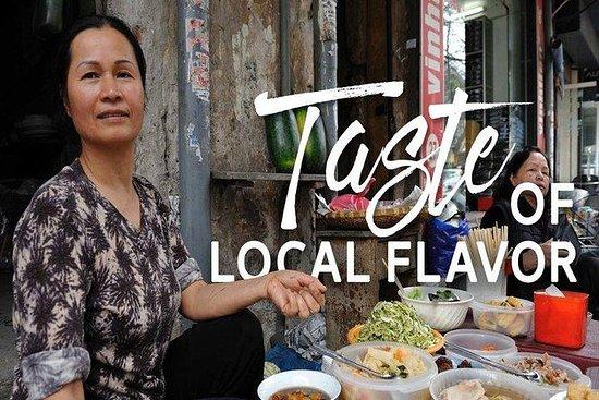 河内街美食之旅和更多