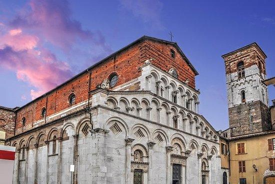 Tour de Pise et Lucca