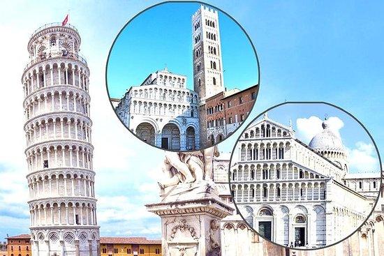 佛羅倫薩比薩和盧卡導遊一日遊,斜塔免排隊入場