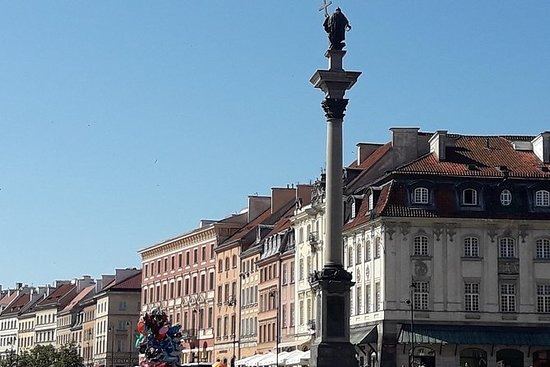 Visite privée de la ville de Varsovie