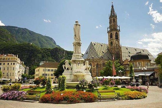 De Garda Lake Bolzano e Renon Plateau...