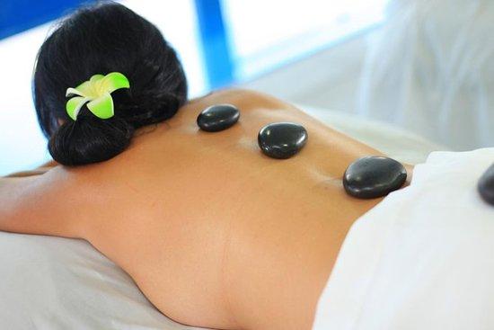 Massage du corps d'une heure