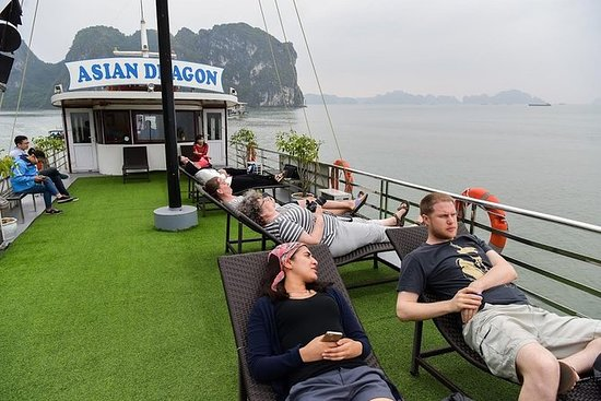 HALONG LUXURY 1 DAY FROM HANOI - BEST...