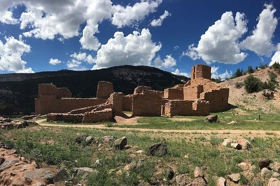 New Mexico: Jemez Pueblo, Soda Dam ...